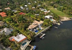 The Coconut Grove compound