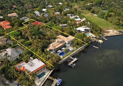 The Coconut Grove compound