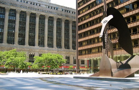 Daley Plaza Cook County