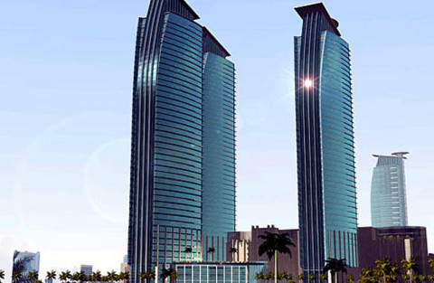 Doha City Center hotels by Marriott