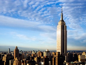 Want to own a share of the Empire State Building? Now's your chance...