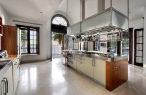 A kitchen to die for