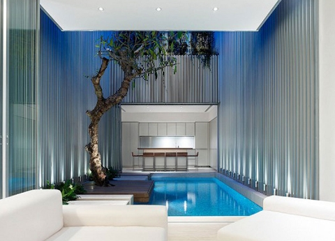 Minimalist Singapore home design