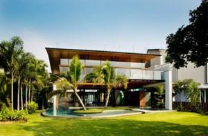 Modern Singapore Home