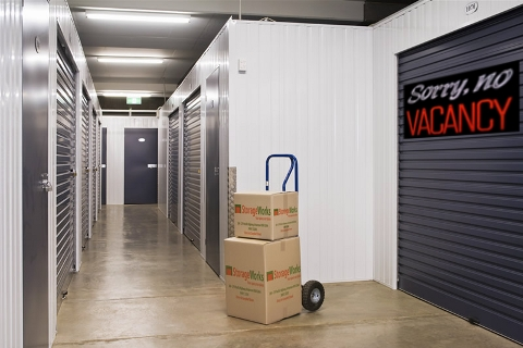 Supply of Chicago storage units is low
