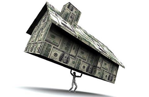the US mortgage debt has decreased, according to new reports