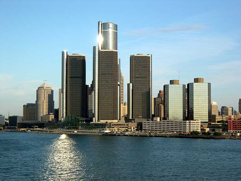 Home prices in Detroit actually increased, despite current trends in the US real estate market