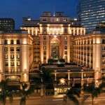 Luxury hotel industry recovers, but only because it feel so far.
