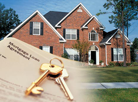 Most people simply cannot get a mortgage any more