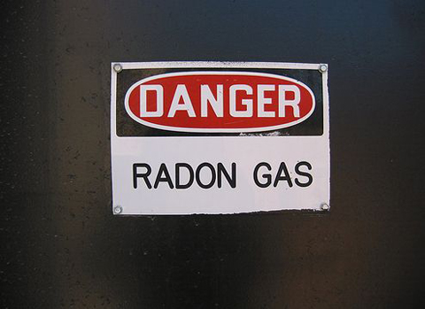 A housing inspector will not check your home for radon gas