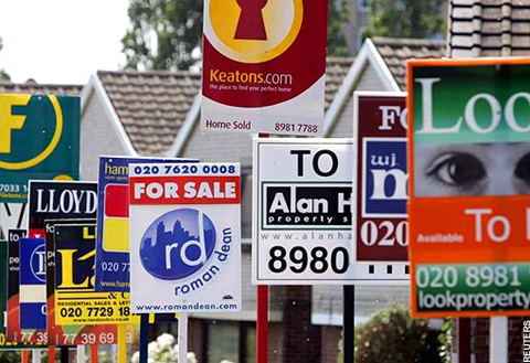 There are simply far too many properties on the market right now, which are overwhelming the demand.