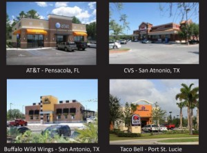 USAA sales AT&T Taco Bell