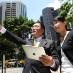 Chinese search for overseas property