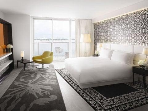 Miami's Mondrian hotel