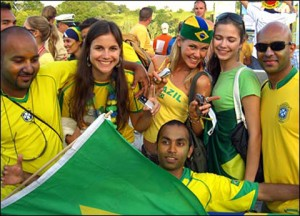 After Canadians and Venezuelans, Brazilians are the third biggest foreign buyers of miami realty