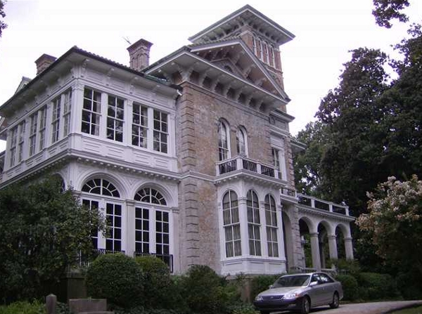 Sale Of Historic Mansion