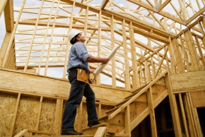 Multi-family home constructions continue apace as the demand for rental homes grows