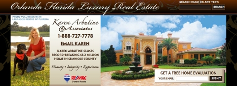 Luxury real estate being sold on a cookie cutter