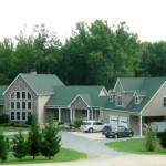Rural real estate is faring much better