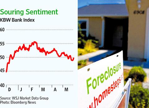 Soured mortgages scandal