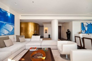 luxury apartment at 92 Laight Street