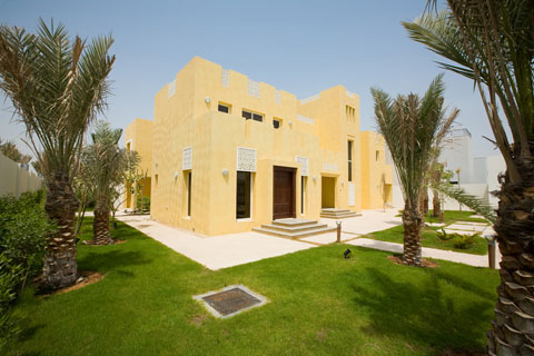New properties in Abu Dhabi