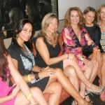 Susana Olmos, Nancy Cabral, Ingrid Vengoechea, Mari Juliao, Ekaterina Bazyka, Alicia Cervera, Jr.
