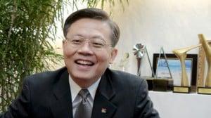 Shinyi Realty president Jeremy Shiu