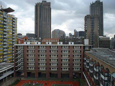 social housing investment
