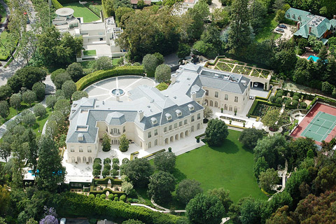 Holmby Hills estate