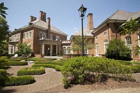 Longaberger mansion