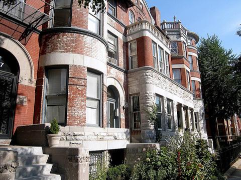 Washington DC residential home sales