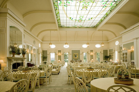 Longaberger Mansion Ballroom