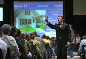 bid-rigging at foreclosure auctions