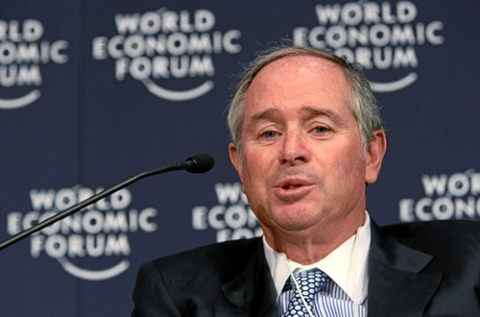 CEO Stephen A. Schwarzman