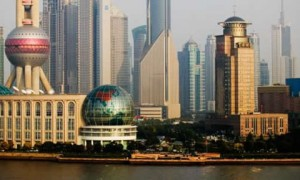 Commercial real estate in China