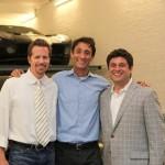 Emaon Roche, Joshua Sacks and Eric Gray