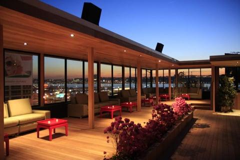 Home Design Trends survey - indoor-outdoor living space