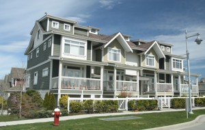 Multifamily home starts