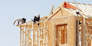 Increase in new home starts