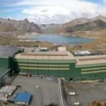 A Cosapi facility in Peru