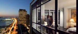 Luxury living at 200 Chambers Street, Tribeca