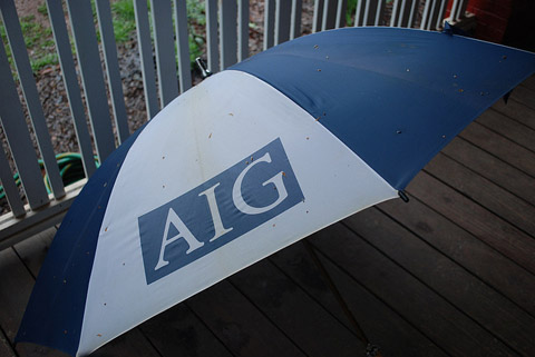 AIG vs Bank of America