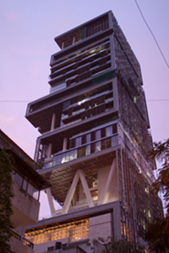 Tallest home in the world