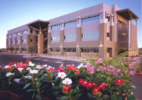 $32.75 million Phoenix Desert Ridge Medical Campus