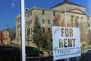 foreclosures to be rented?