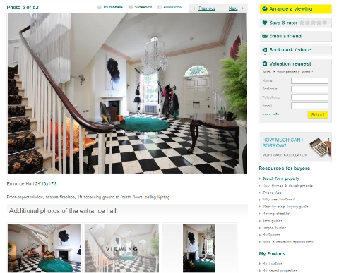 Foxton's London Real Estate