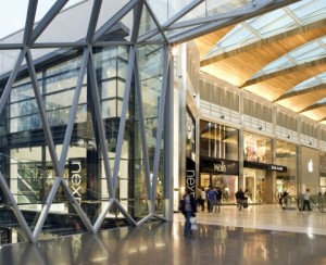 Hammerson investments in the UK