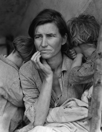 The Great Depression is now