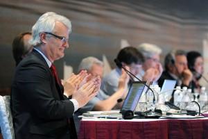Board Chair Peter Dengate Thrush
